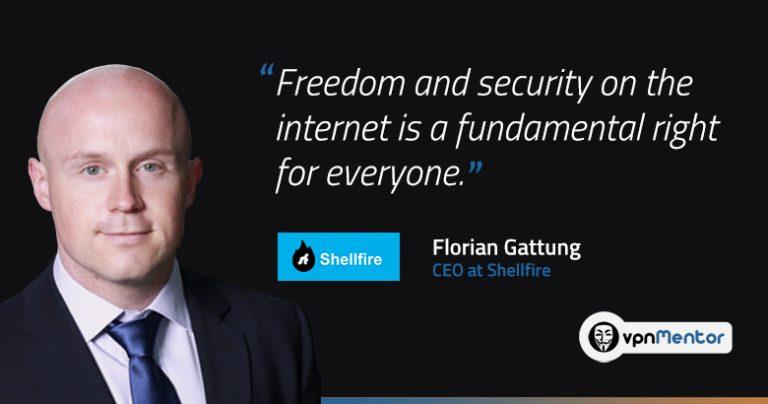 Florian Gattung interview on vpnmentor.com