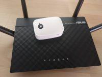 Asus VPN router and Shellfire Box